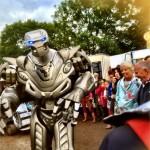 Triton capturing the crowds imagination