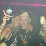 Me and my Glastonbury buddy she made my weekend