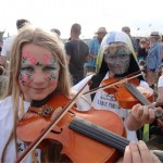 Kidz Field 20th anniversary free violins!
