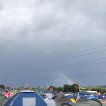 Glastonbury Rainbow