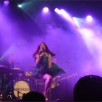 Sophie Ellis-Bexter plays the Avalon stage Friday evening