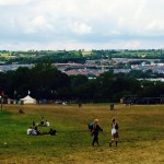 View from the stone circle