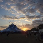 Sunset in the Theatre and Circus field