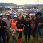 Glastonbury Crew 2014
