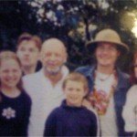When the family met Michael