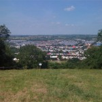 The most incredible,non permanent city on earth...Glastonbury 2010