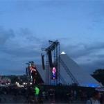 Pyramid Stage Night 1