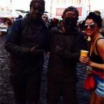 Slightly muddy