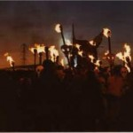 Torchlit Procession
