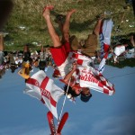 World Cup celebrations