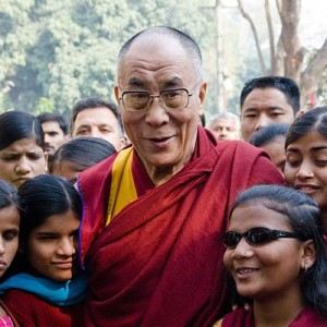 The Dalai Lama to speak in King's Meadow on Sunday morning