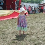Cutie dancing