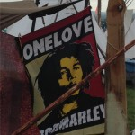 Glastonbury = One love