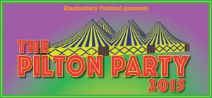 The 2015 Pilton Party has now sold out