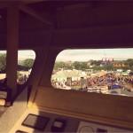Another view, sailing away