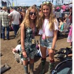 My glastonbury girls