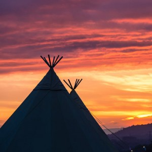 Worthy View, Campervan Tickets & Tipis now sold out