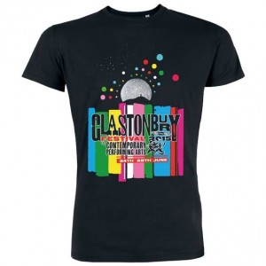 Get 1/3 off all Glastonbury 2015 T-shirts and posters