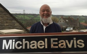 Listen: Michael tells the BBC  about the old railway line