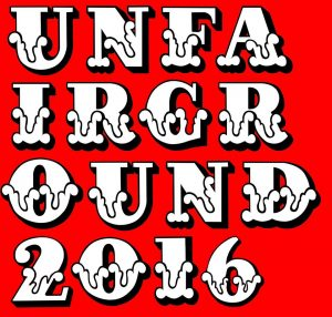 Anarchist spirit and satirical wit: Unfairground's line-up announced!