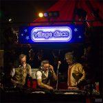 Village disco secret gig