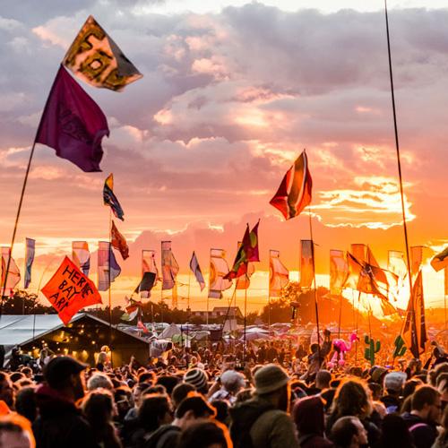 Glastonbury Festival - 2017 tickets on sale in October