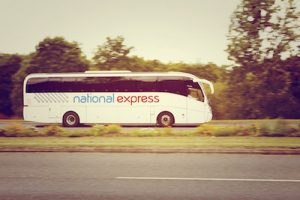 Get to Glastonbury 2017 with National Express