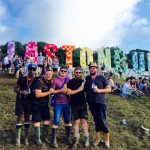 Annual glastonbury sign pic.