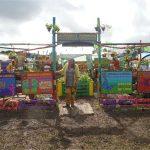 Julie Bluemoon at the Nutshell Garden- Green Futures