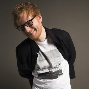 Ed Sheeran confirmed as Sunday night headliner!