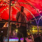 Contraband Breaks Ensemble – The Bandstand Saturday eve