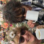 A cuppa at Glasto 😱😱😱