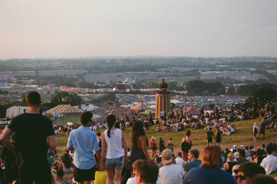 Day 1, Glastonbury Festival 2017