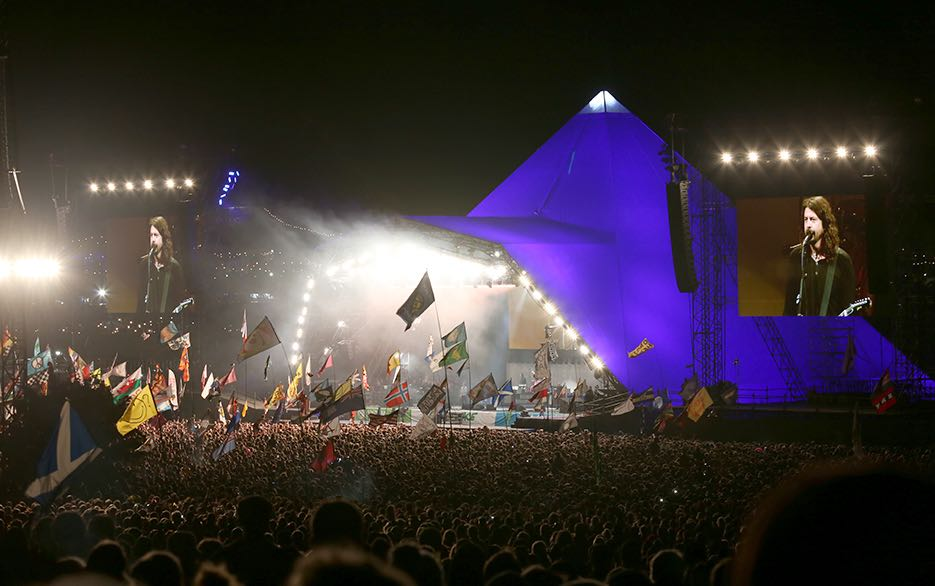 Glastonbury Festival 2018