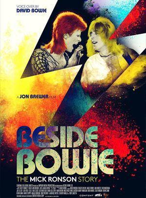beside Bowie