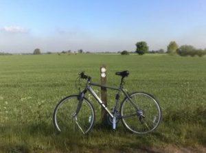 Get on your bike to Glastonbury!