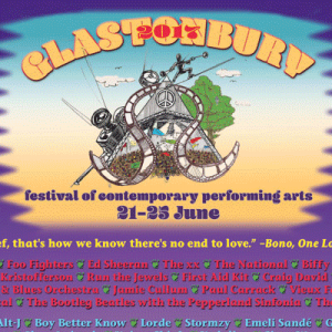 Liam Gallagher, Johnny Depp and NASA astronaut Mike Massimino added to Glastonbury 2017 bill!