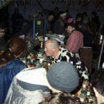 Runic John's Shaman's Apothecary in the Earth Heart cafe.