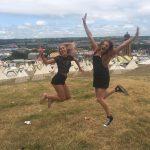Glastonbury feels!