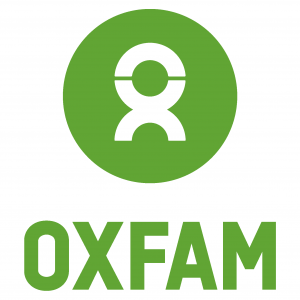 """We would like to pledge our continued support for Oxfam"""