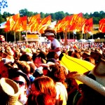 Glasto Crowd 2010