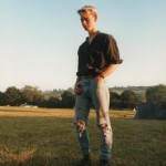 Photo of myself aged 19.