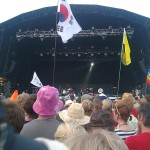 Ting Tings on the Other stage