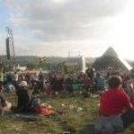 Pyramid Stage Panorama!