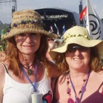 Happy Days! Our first, but not our last Glastonbury festival. Loved it!!