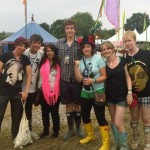 Greg James and his interviewees!