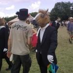 Feeling a bit horse!