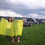 Me and my sister loving the pyramid field