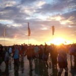 Other Stage Sunset