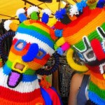 Knitted Masks